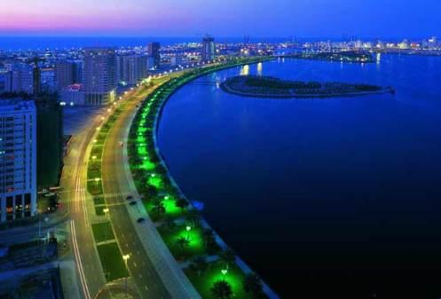 Buhairah Corniche Sharjah